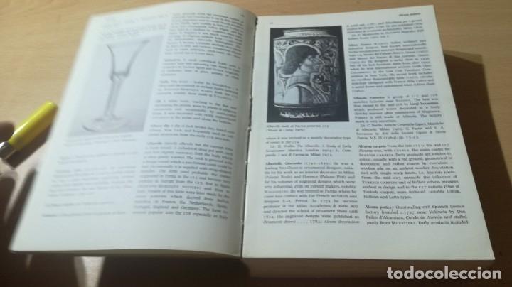 Libros de segunda mano: THE PENGUIN DICTIONARY OF DECORATIVE ARTS EN INGLES - / TEXTO 35 / ARTE OTROS - Foto 7 - 174536055