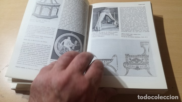 Libros de segunda mano: THE PENGUIN DICTIONARY OF DECORATIVE ARTS EN INGLES - / TEXTO 35 / ARTE OTROS - Foto 15 - 174536055