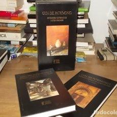 Libros de segunda mano: RECORRIDOS CULTURALES DE LAS ISLAS BALEARES. MALLORCA ,MENORCA ,IBIZA Y FORMENTERA. EDICIÓN DE LUJO.. Lote 174757149