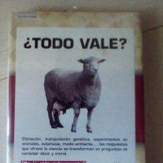 Libros de segunda mano: DE LA VIDA A LA MUERTE: ¿TODO VALE? THOMASMA, DAVID. Lote 174884247