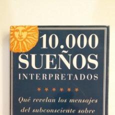 Libros de segunda mano: 10000 SUEÑOS INTERPRETADOS. GUSTAVUS HINDMAN MILLER. CIRCULO DE LECTORES. TDK403. Lote 174943599