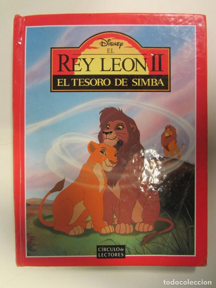 Libros de segunda mano: Lote de 11 libros Clásicos de Disney. Varias Editoriales Gaviota, Círculo de lectores y Everest. - Foto 10 - 174971663