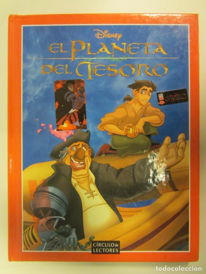 Libros de segunda mano: Lote de 11 libros Clásicos de Disney. Varias Editoriales Gaviota, Círculo de lectores y Everest. - Foto 11 - 174971663