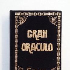 Libros de segunda mano: GRAN ORACULO. R.G. JELPI. EDITORIAL HUMANITAS. TDK414. Lote 175003517