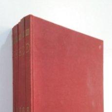 Libros de segunda mano: METODO DE CORTE Y CONFECCION. AFHA. 5 TOMOS VOLUMENES. TDK404. Lote 175004577