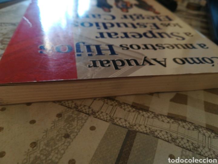 Libros de segunda mano: Cómo ayudar a nuestros hijos a superar los estudios y elegir carrera - Ángeles Rubio - Foto 4 - 175016575