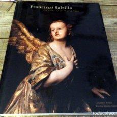 Libros de segunda mano: BELDA, CRISTOBAL. FRANCISCO SALZILLO. LA PLENITUD DE LA ESCULTURA . MURCIA: DARANA, 2006. ILUSTRADA. Lote 175019878