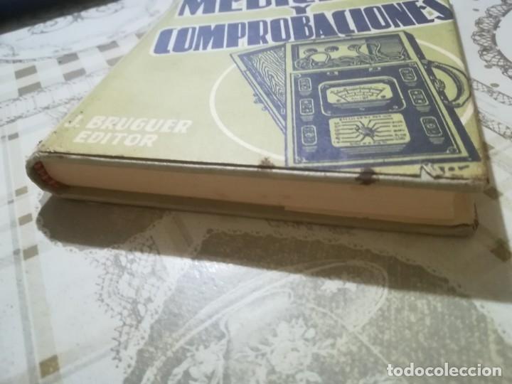 Libros de segunda mano: Mediciones y comprobaciones. Biblioteca práctica de radio VIII - A. Lagoma - 1971 - Foto 4 - 175026120