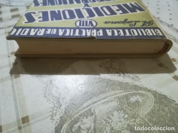 Libros de segunda mano: Mediciones y comprobaciones. Biblioteca práctica de radio VIII - A. Lagoma - 1971 - Foto 6 - 175026120