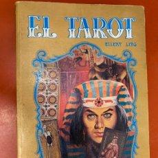 Libros de segunda mano: EL TAROT, DE ELLERY LING . 156PAGS, MIDE 21X14CM. Lote 175026460