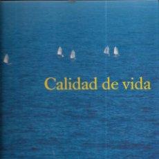 Libros de segunda mano: == J08 - CALIDAD DE VIDA - CIBA COMUNICACION . Lote 175087539