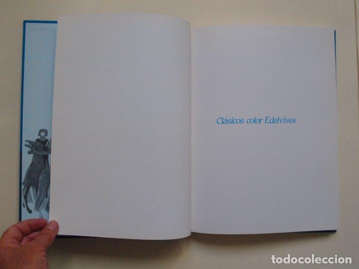 Libros de segunda mano: LOS CABALLEROS DEL REY ARTURO - CLÁSICOS COLOR EDELVIVES - ILUSTRACIONES DE GIANNI - LUÍS VIVES 1988 - Foto 3 - 175087864