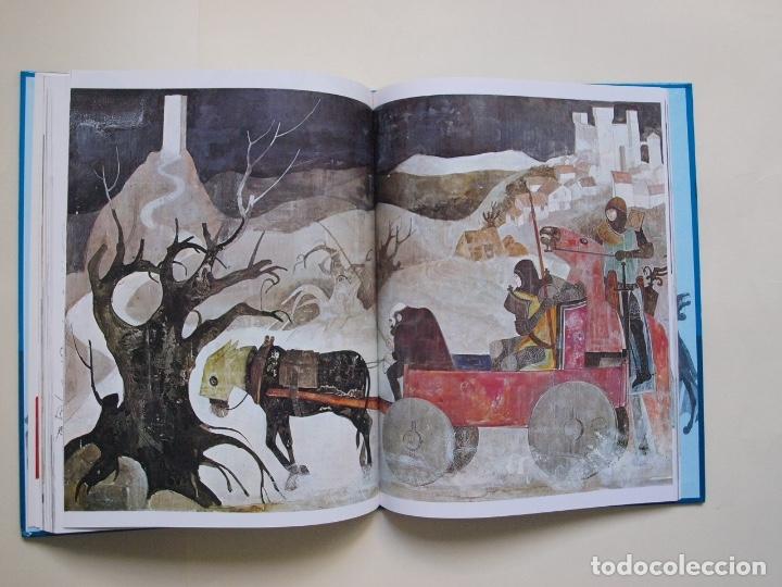 Libros de segunda mano: LOS CABALLEROS DEL REY ARTURO - CLÁSICOS COLOR EDELVIVES - ILUSTRACIONES DE GIANNI - LUÍS VIVES 1988 - Foto 7 - 175087864