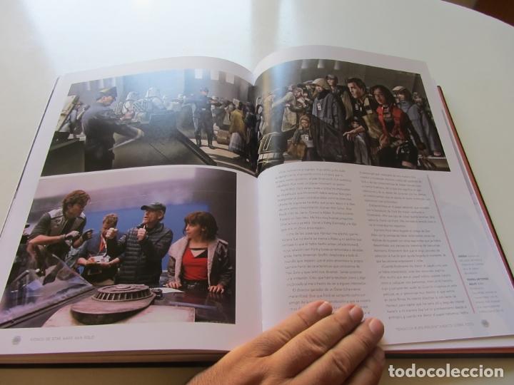 Libros de segunda mano: STAR WARS ICONS HAN SOLO CX22 - Foto 4 - 175146375