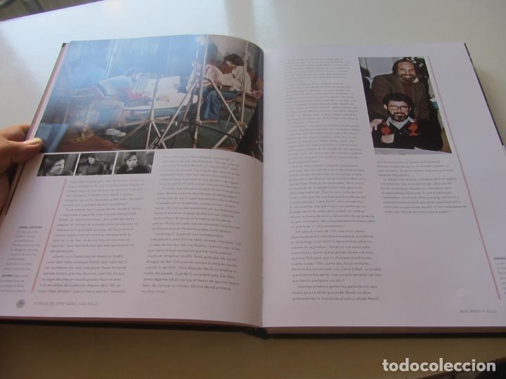 Libros de segunda mano: STAR WARS ICONS HAN SOLO CX22 - Foto 9 - 175146375