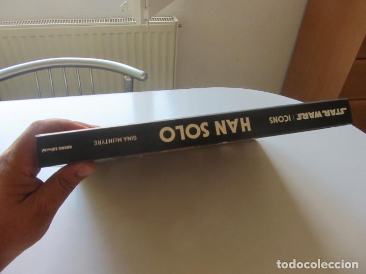 Libros de segunda mano: STAR WARS ICONS HAN SOLO CX22 - Foto 12 - 175146375