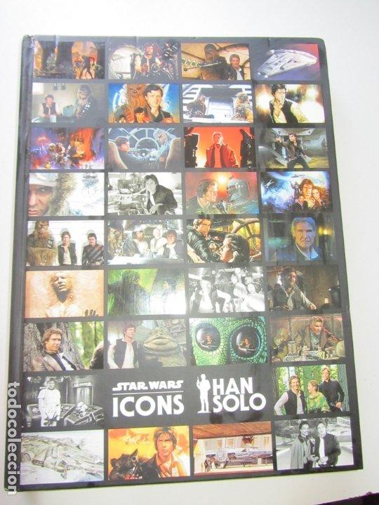 Libros de segunda mano: STAR WARS ICONS HAN SOLO CX22 - Foto 13 - 175146375