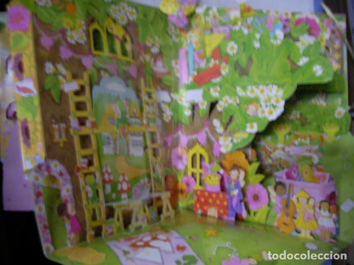 Libros de segunda mano: EL TEATRO DE LAS HADAS EN 3D - Foto 2 - 175212593