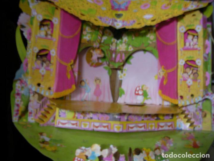 Libros de segunda mano: EL TEATRO DE LAS HADAS EN 3D - Foto 3 - 175212593
