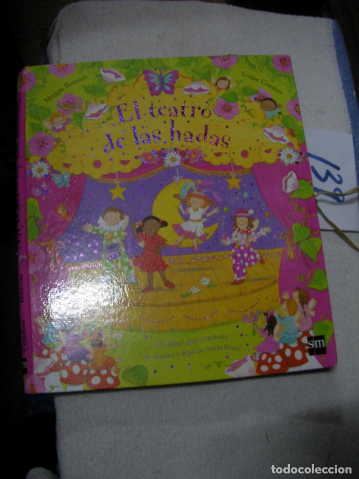 EL TEATRO DE LAS HADAS EN 3D (Libros de Segunda Mano - Literatura Infantil y Juvenil - Otros)
