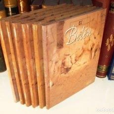 Libros de segunda mano: EL BELÉN. 6 TOMOS. EDICIONES DEL PRADO. NICOLE LATOUR. MADRID. 1999.. Lote 175221308