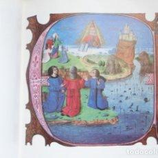 Libros de segunda mano: GRADUAL ILUMINADO DEL S. XVI, ¡MUCHAS MINIATURAS!. Lote 175248482