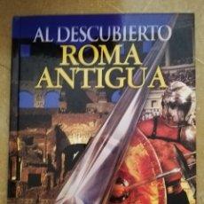 Libros de segunda mano: ROMA ANTIGUA AL DESCUBIERTO (PETER CHRISP) PEARSON ALHAMBRA. Lote 175267507