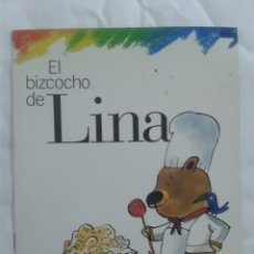 Libros de segunda mano: EL BIZCOCHO DE LINA. SANTILLANA. Lote 236496895