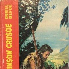 Libros de segunda mano: ROBINSON CRUSOE - DANIEL DEFOE. Lote 175380612