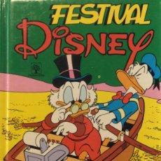 Libros de segunda mano: FESTIVAL DISNEY 1 - DISNEY. Lote 175387170