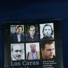 Libri di seconda mano: LOS CARAS DE BÉLMEZ. JAVIER CAVANILLES Y FRANCISCO MÁÑEZ. RIE. VALENCIA, 2006. Lote 175408717