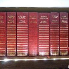 Libros de segunda mano: COLECCION CARROGIO NOVELA POLICIACA. 12 TOMOS. COMPLETA. Lote 175467544
