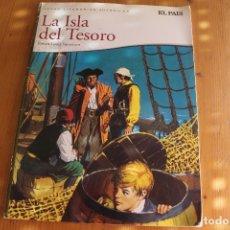 Libros de segunda mano: LA ISLA DEL TESORO. Lote 175473967