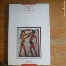 Libros de segunda mano: TEORÍA DE LA HISTORIA HELLER, AGNES PUBLICADO POR FONTAMARA, BARCELONA (1985) 280PP. Lote 175479975