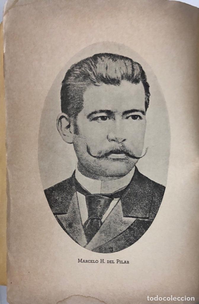 Libros de segunda mano: EPISTOLARIO DE MARCELO H. DEL PILAR. TOMO I. IMPRENTA DEL GOBIERNO. MANILA, 1955. PAGINAS: 310. - Foto 2 - 175500642