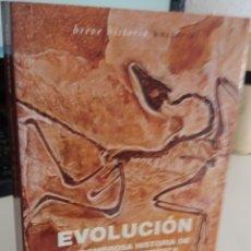 Libros de segunda mano: EVOLUCIÓN. LA ASOMBROSA HISTORIA DE UNA TEORÍA CIENTÍFICA - LARSON, EDWARD J.. Lote 175500978