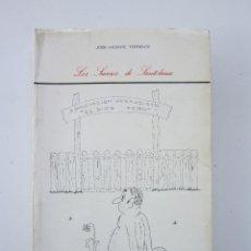 Libros de segunda mano: JOSÉ-VICENTE TORRENTE. LOS SUCESOS DE SANTOLARIA. MADRID: PRENSA ESPAÑOLA, 1974. DEDICADO. Lote 175565978