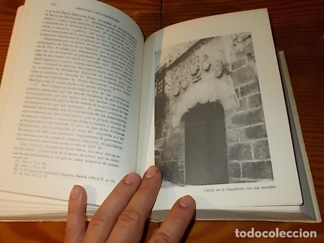 Libros de segunda mano: HISTORIA DE RIBADAVIA Y SUS ALREDEDORES . P. SAMUEL EIJÁN . EDICIÓN FACSÍMIL. 1981 . LUGO - Foto 10 - 218846118