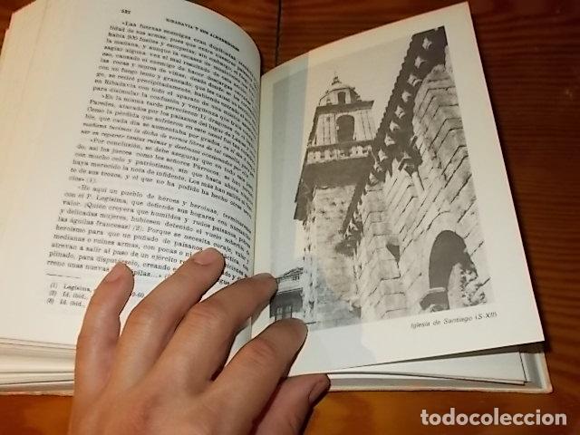 Libros de segunda mano: HISTORIA DE RIBADAVIA Y SUS ALREDEDORES . P. SAMUEL EIJÁN . EDICIÓN FACSÍMIL. 1981 . LUGO - Foto 12 - 218846118