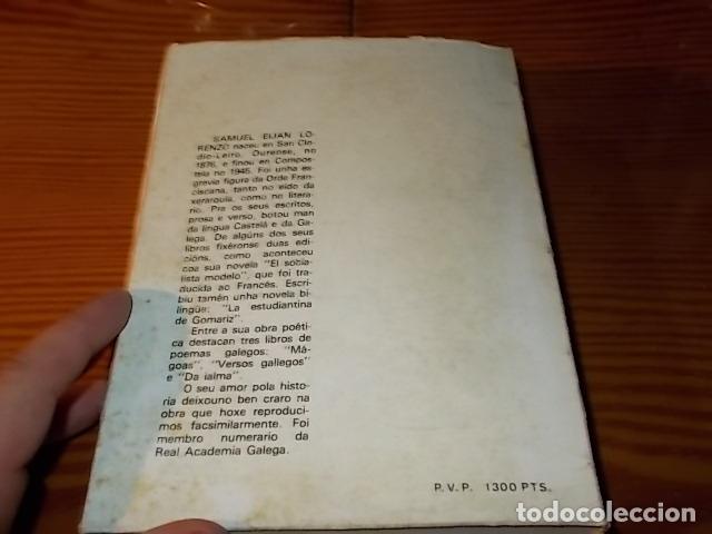 Libros de segunda mano: HISTORIA DE RIBADAVIA Y SUS ALREDEDORES . P. SAMUEL EIJÁN . EDICIÓN FACSÍMIL. 1981 . LUGO - Foto 39 - 218846118