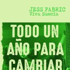 Libros de segunda mano: TODO UN AÑO PARA CAMBIAR DE VIDA. Lote 175595684