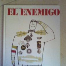 Libros de segunda mano: EL ENEMIGO. DAVIDE CALI. Lote 175601612