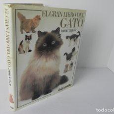 Libros de segunda mano: EL GRAN LIBRO DEL GATO (DAVID TAYLOR) EL PAIS /AGUILAR-1989. Lote 175746374