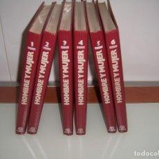 Libros de segunda mano: HOMBRE Y MUJER. Lote 175760142