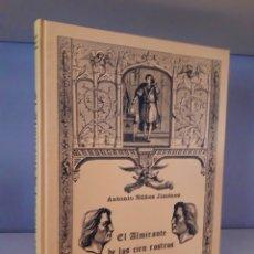Libros de segunda mano: EL ALMIRANTE DE LOS CIEN ROSTROS. Lote 175775809
