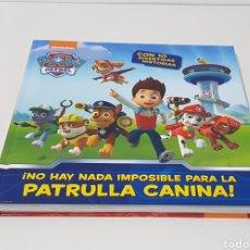 Libros de segunda mano: LA PATRULLA CANINA - NO HAY NADA IMPOSIBLE - TDK157. Lote 175809978