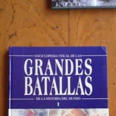 Libros de segunda mano: GRANDES BATALLAS TOMO 01. Lote 175810892