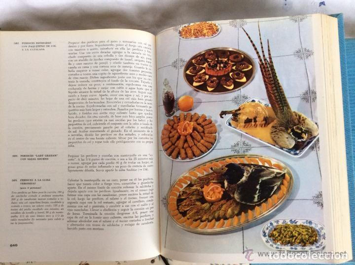 Libros de segunda mano: Enciclopedia de la Mujer ,la cocina y la belleza año 1965 Enciclopedia de la mujer. Vergara 1965, - Foto 2 - 175846567