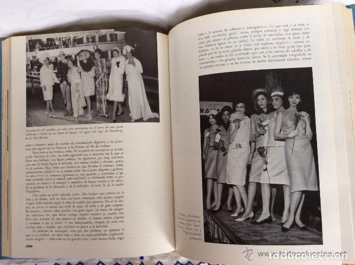 Libros de segunda mano: Enciclopedia de la Mujer ,la cocina y la belleza año 1965 Enciclopedia de la mujer. Vergara 1965, - Foto 6 - 175846567