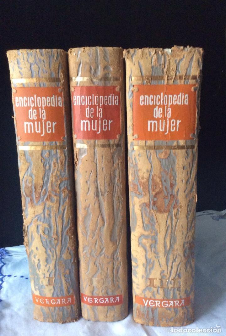 Libros de segunda mano: Enciclopedia de la Mujer ,la cocina y la belleza año 1965 Enciclopedia de la mujer. Vergara 1965, - Foto 7 - 175846567